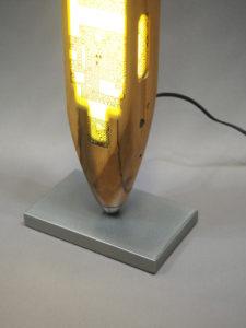 lampe totem de créateur