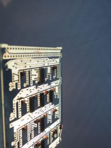 lampe recyclage en circuits imprimés