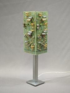 lampe éteinte recyclage