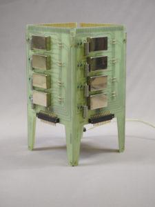 lampe recyclage et design