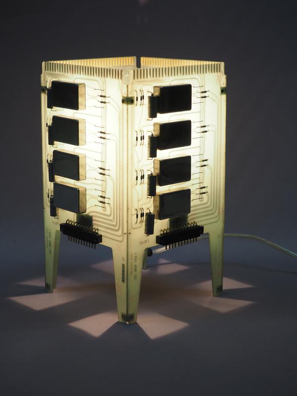 lampe upcycling et design