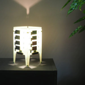 lampe 4 pieds de créateur