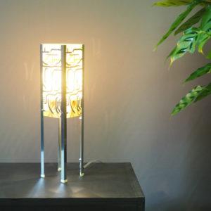 lampe design sur table