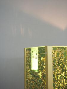 luminaire 4 pieds design